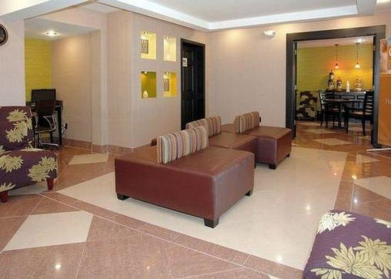 Quality Inn Covington: Lobby