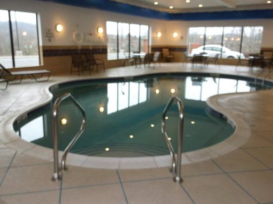 Fairmont, Virginia Occidentale: Swimming Pool