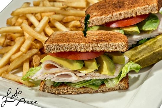 Upper Marlboro, : TURKEY AVOCADO *UNDER 500 CAL.