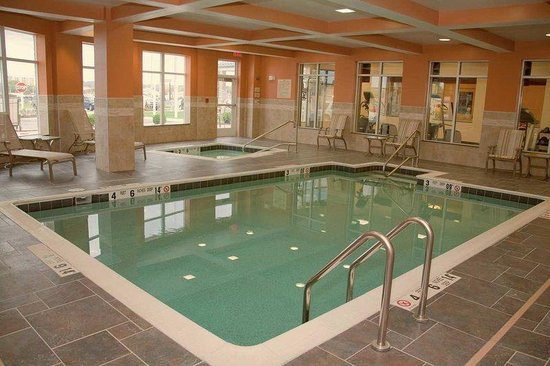Hilton Garden Inn Watertown/Thousand Islands: Pool