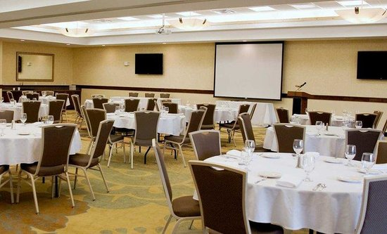 Hilton Garden Inn Watertown/Thousand Islands: Ballroom