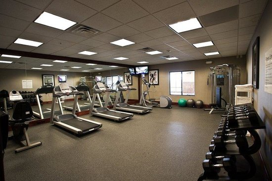 Urbandale, IA: Fitness Center