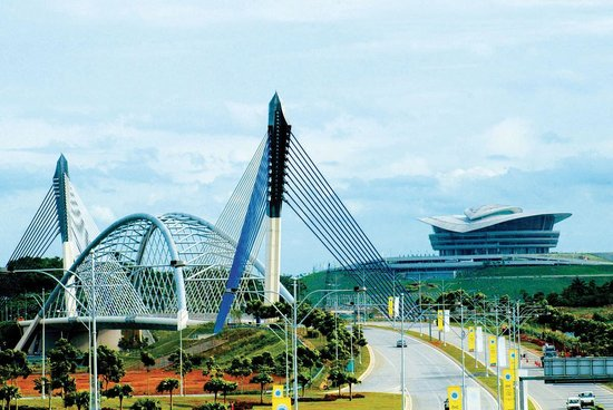 Putrajaya Water Sports Complex – For a giant splash