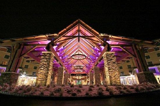 A view of Mount Airy Casino Resort