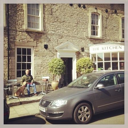 Minchinhampton, UK: best tea room ever!