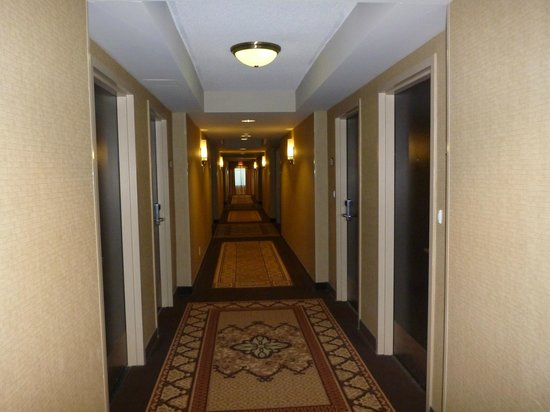 Holiday Inn Express Hotel & Suites Halifax Airport: Hallway