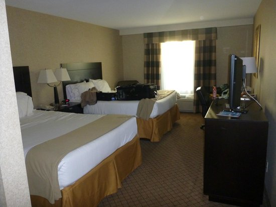 Holiday Inn Express Hotel & Suites Halifax Airport: Room on 3rd floor