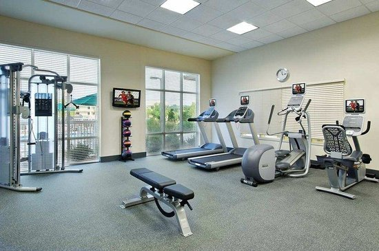 Farragut, : Fitness Center