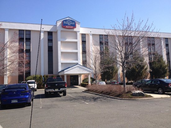 Fairfield Inn East Rutherford Meadowlands: Hotel