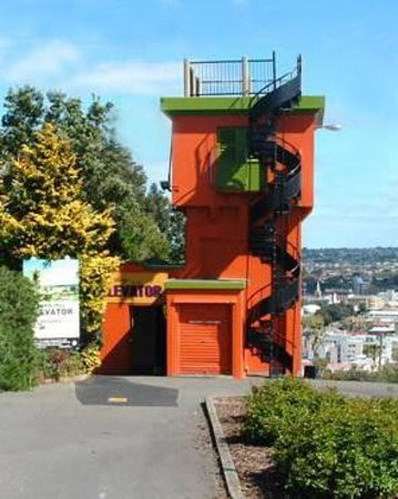 Photos of Durie Hill Elevator, Wanganui