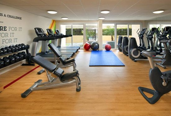 Agoura Hills, Kaliforniya: Fitness Center