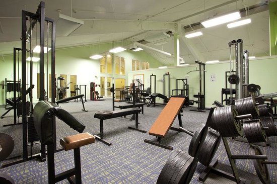 Brownsville, VT: The Edge Fitness Center