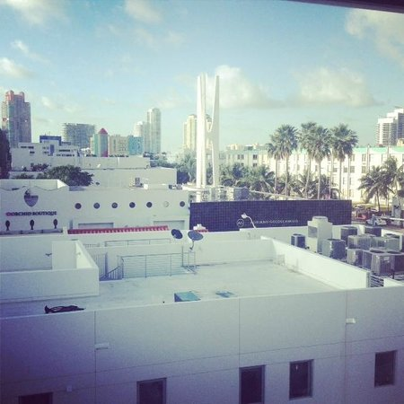 Clinton Hotel South Beach: View