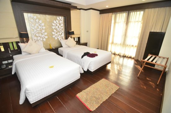 Bodhi Serene Hotel: Second bedroom of 2 bedroom suites