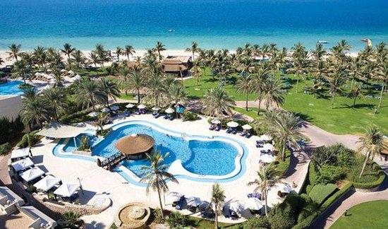 JA Jebel Ali Golf Resort: Jebel Ali Hotel - Sea View