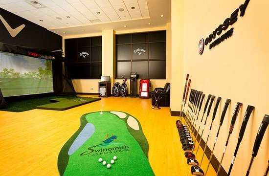Swinomish Casino & Lodge: Swinomish Callaway Fitting Studio