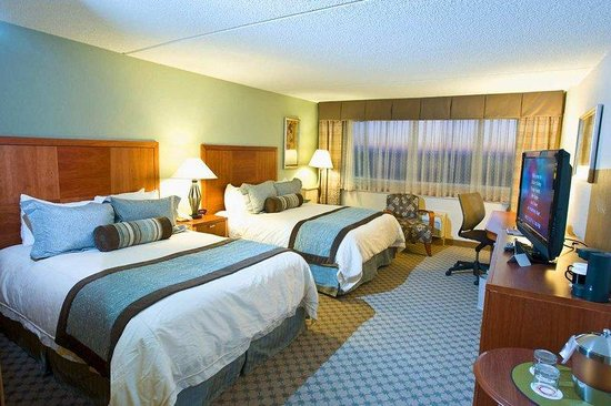 DoubleTree by Hilton Hotel Philadelphia - Valley Forge: Standard Double Room