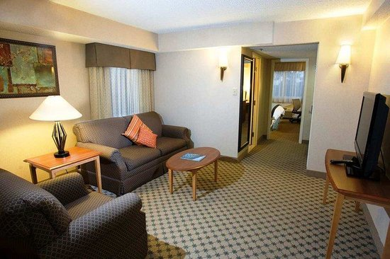 DoubleTree by Hilton Hotel Philadelphia - Valley Forge: King Junior Suite