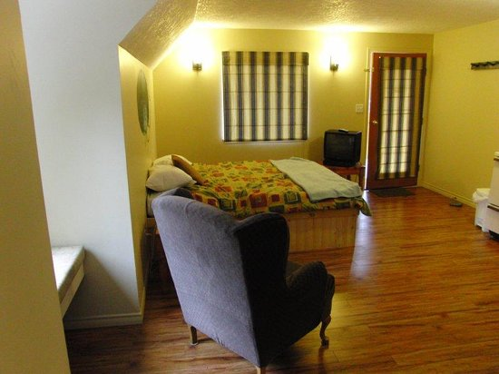 Port Renfrew, แคนาดา: Cozy Suites