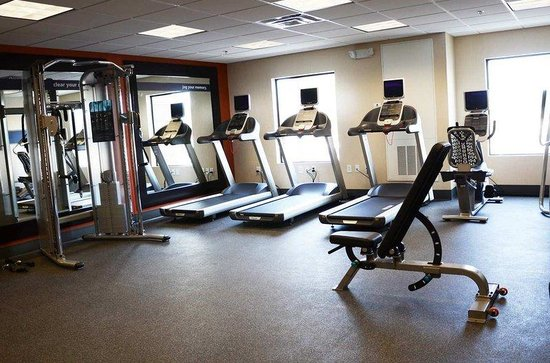 Clinton, TN: Fitness Center