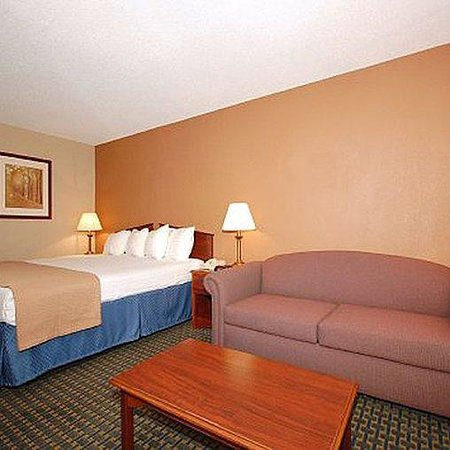 Garden City, KS: Guest Room