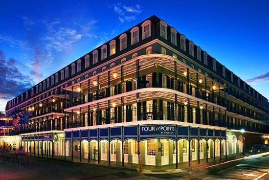 Four Points By Sheraton French Quarter: Exterior