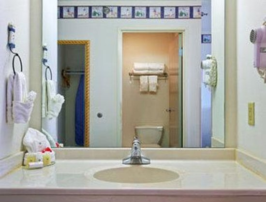 Baymont Inn & Suites and Conference Center: Bathroom