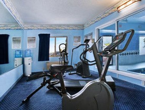 Baymont Inn & Suites and Conference Center: Fitness Center