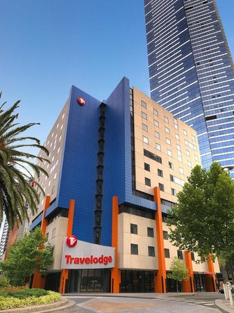 Travelodge Southbank Melbourne: Exterior