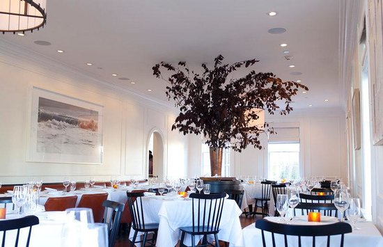 Bridgehampton, NY: Dinning Room