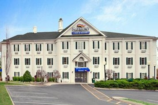 Baymont Inn &amp; Suites Martinsville: Welcome to the Baymont Inn and Suites Martinsville