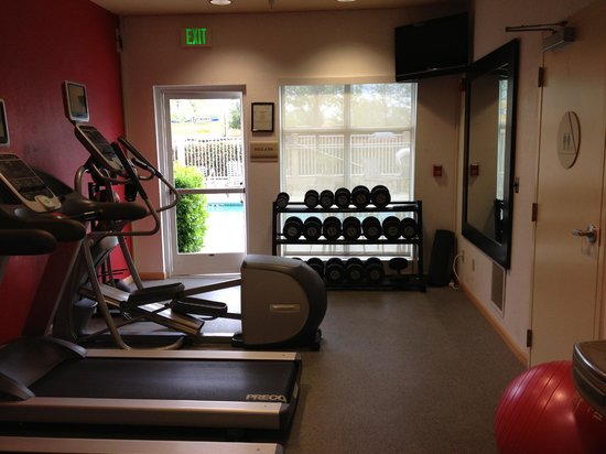 Hilton Garden Inn Folsom: Fitness center