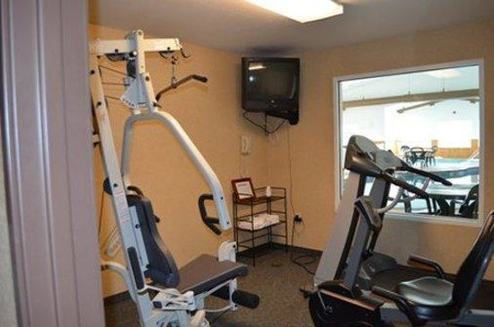 Maquoketa, IA: Maquoteka Fitness Center