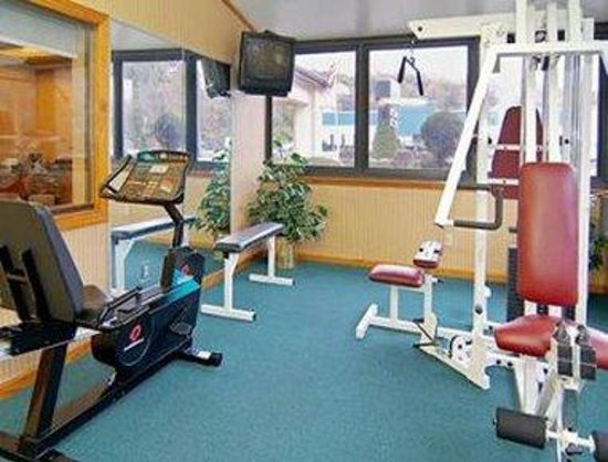 Runnemede, NJ: Fitness Center