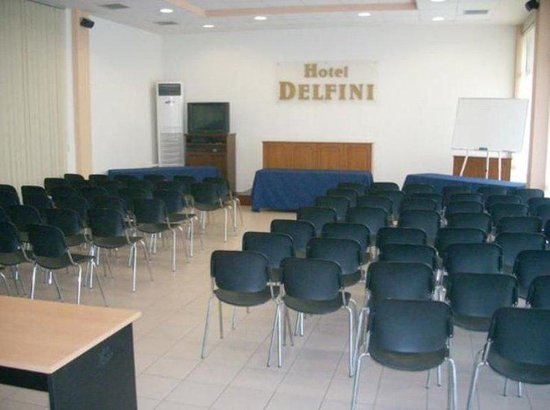 Hotel Delfini: Meeting room