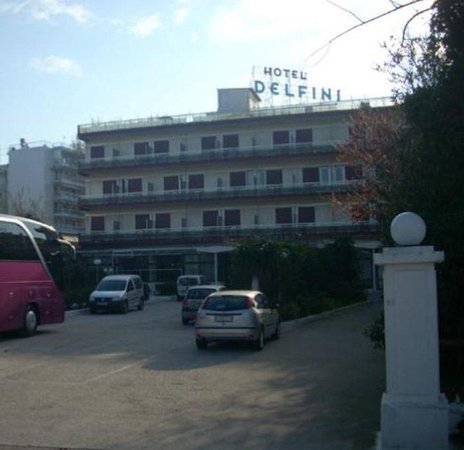 Hotel Delfini: Exterior