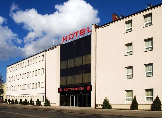 Photo of Hotel Borowiecki Lodz