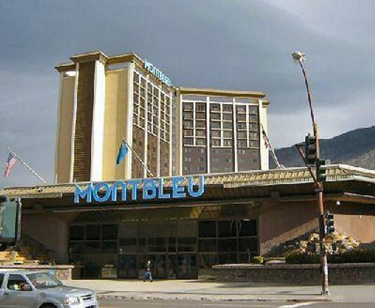 MontBleu Resort Casino & Spa: Hotel/casino