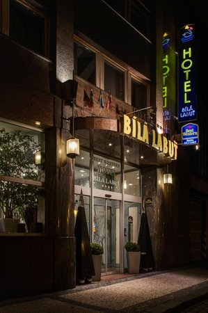 Photo of BEST WESTERN Hotel Bila Labut Prague