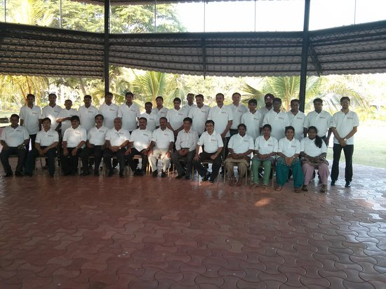 Chariot Beach Resort: Our SPICTRA Team