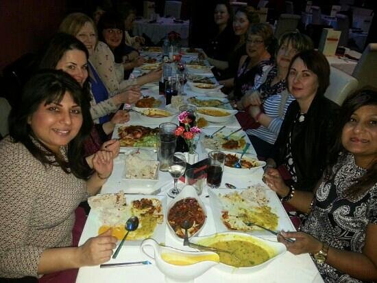 slimming world group - Picture of Masala Club Restaurant ...