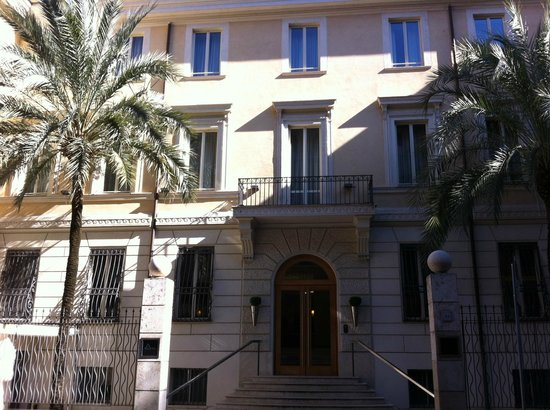 Capo d&#39;Africa Hotel: Hotel Capo d&#39;Africa, Rome
