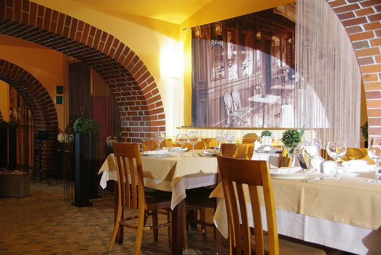 Hotel POLONIA Raciborz - restaurant