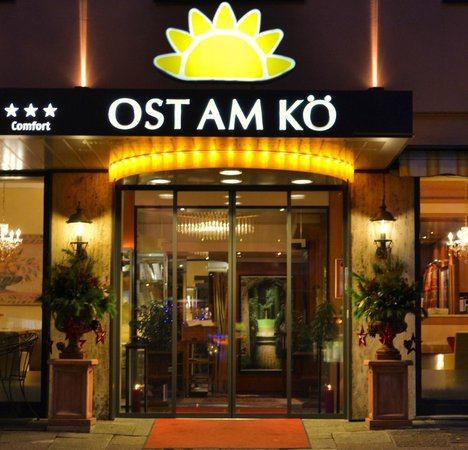 City Hotel Ost am K