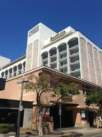 Radisson Ambassador Plaza Hotel &amp; Casino San Juan