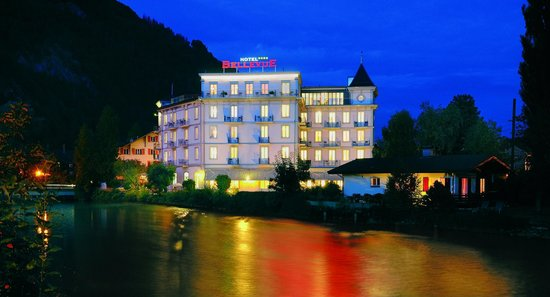 Photo of Hotel Bellevue Interlaken