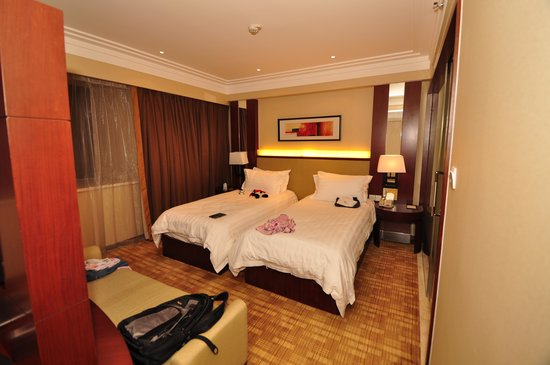 Ocean Hotel Dongdaming Road: Beds