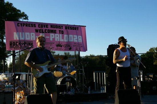 12th Annual Nude-A-Palooza Charity Benefit | Ribbon Riders