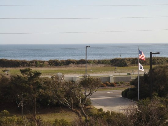 Pine Knoll Shores, NC: View from Room