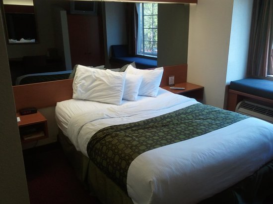 Microtel Inn & Suites by Wyndham Tallahassee: Room With Queen Bed